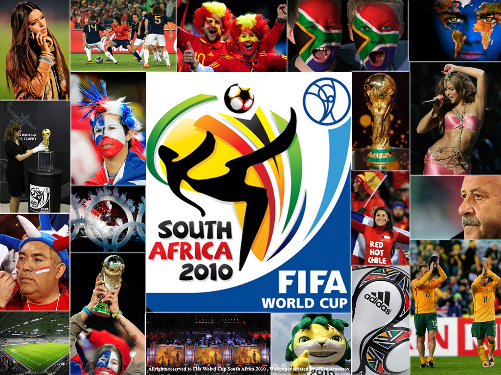 Fifa 2010 Wallpaper HD