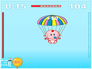 free-game-flash-action-game-baby-chute