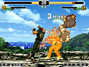 flash-fighting-game-king-of-fighters-death-match