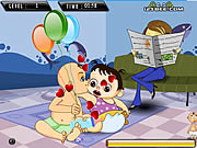 free-game-flash-game-baby-kiss