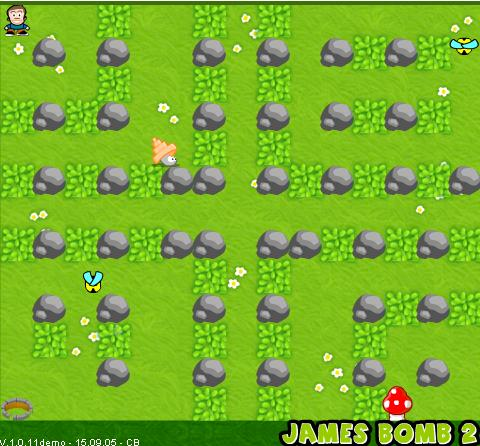 free-game-flash-game-james-bomb-2