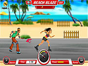 free-game-flash-roller-sport-game-beach-blaze