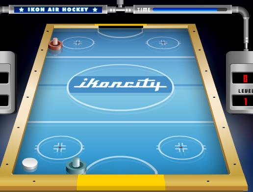free-game-flash-sport-game-air-hockey