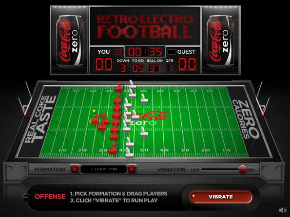 flash-sport-game-coca-cola-zero-retro-electro-football
