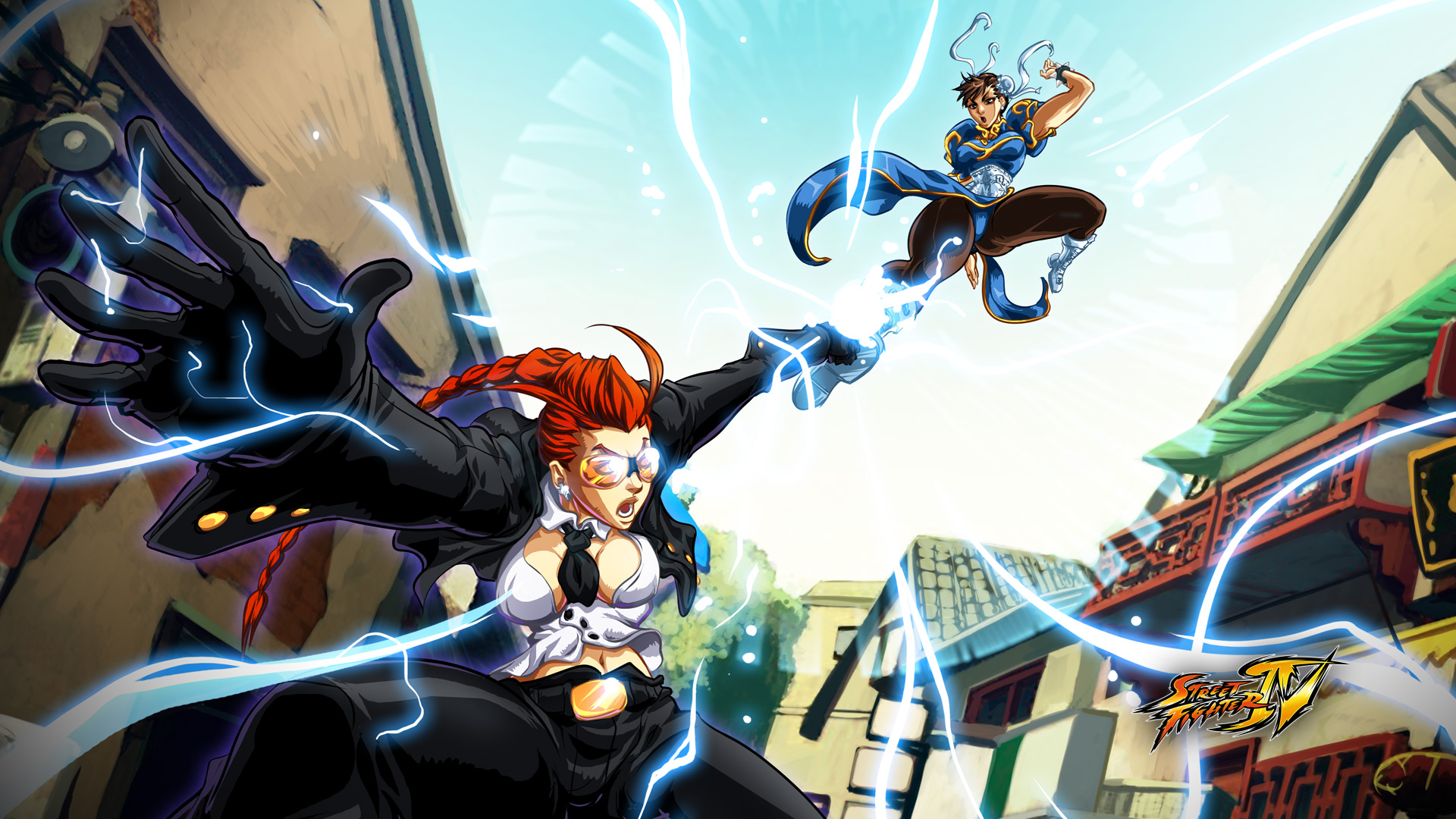 Hd wallpapers street fighter 4